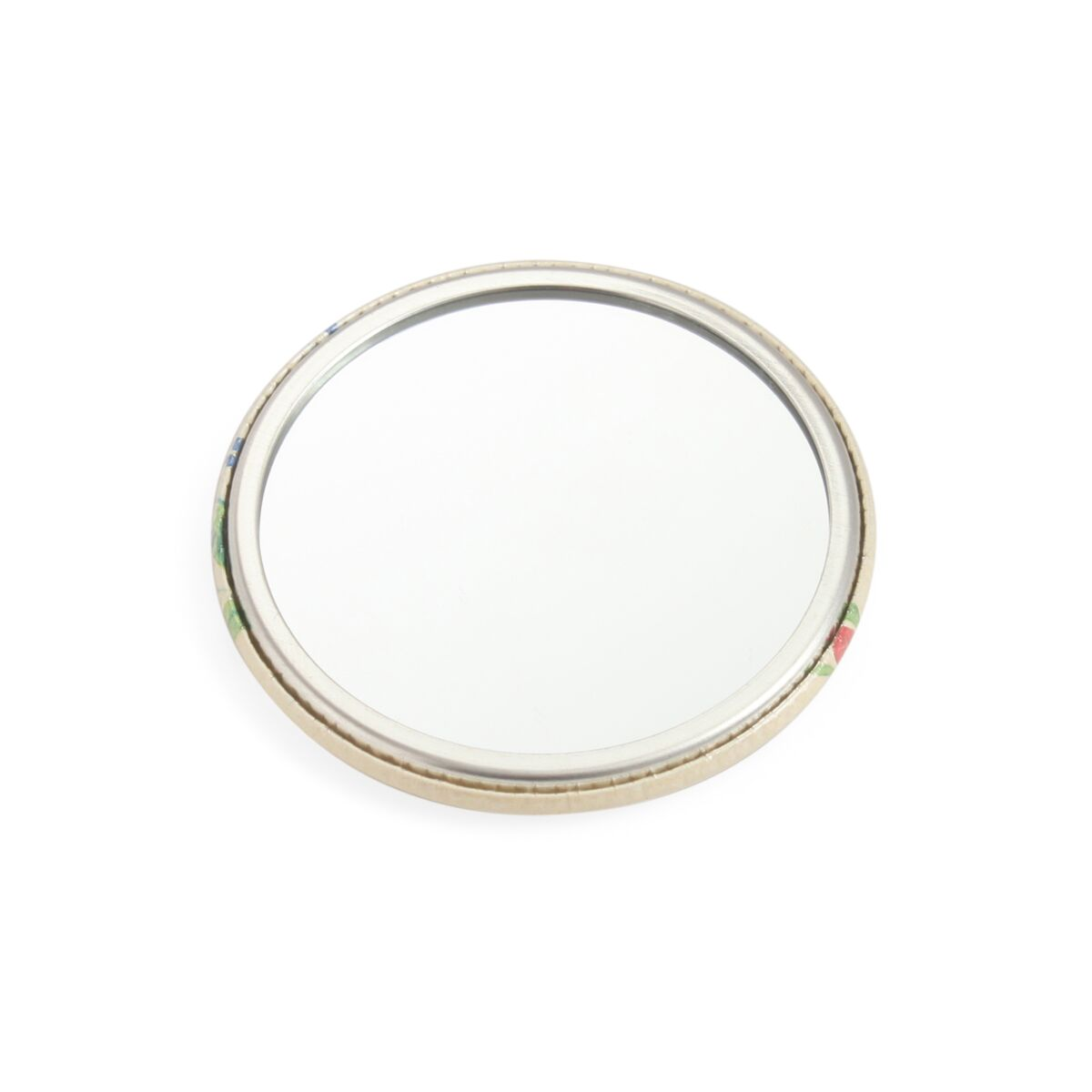 Rose Spray Pocket Mirror image