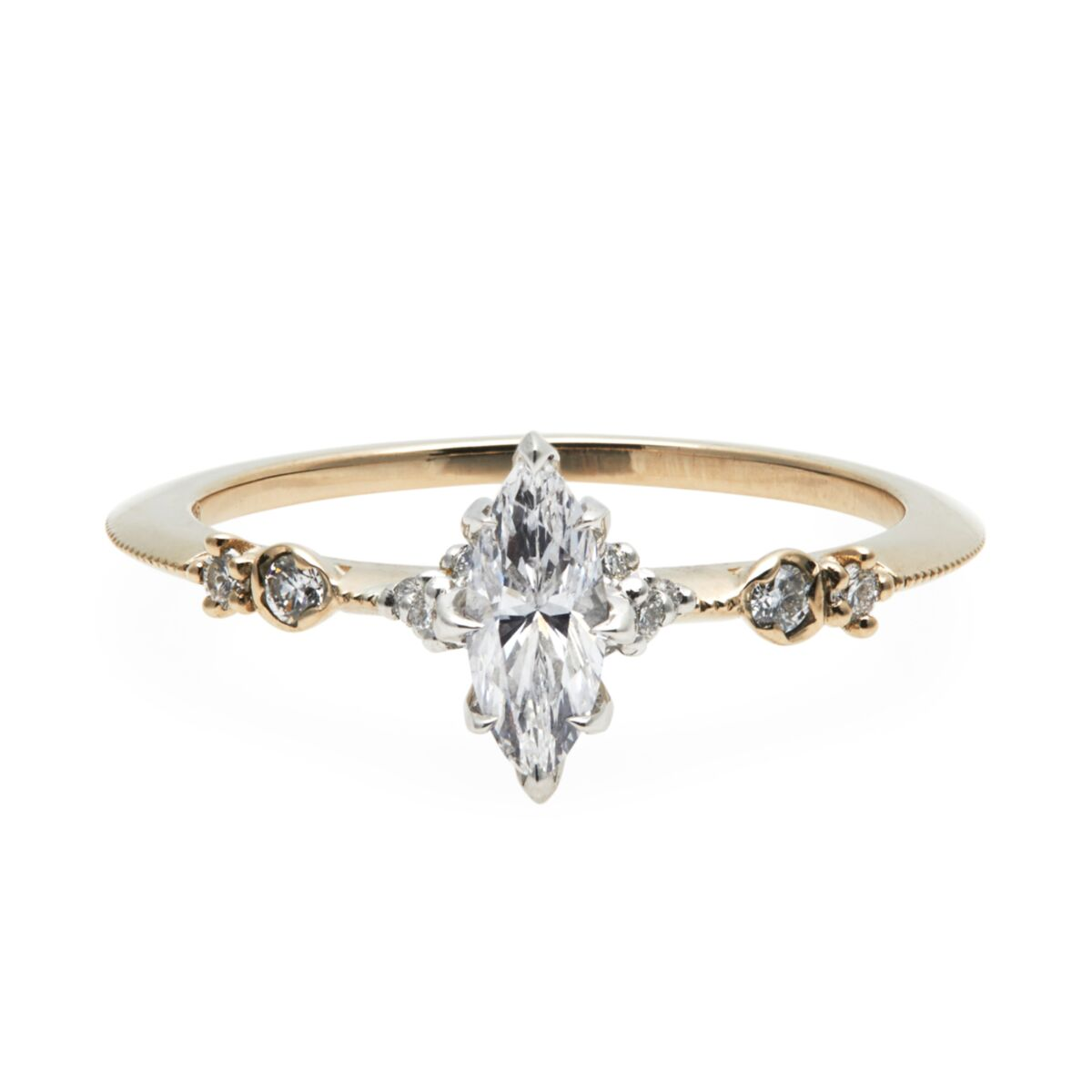 Iris Marquise Ring Kataoka
