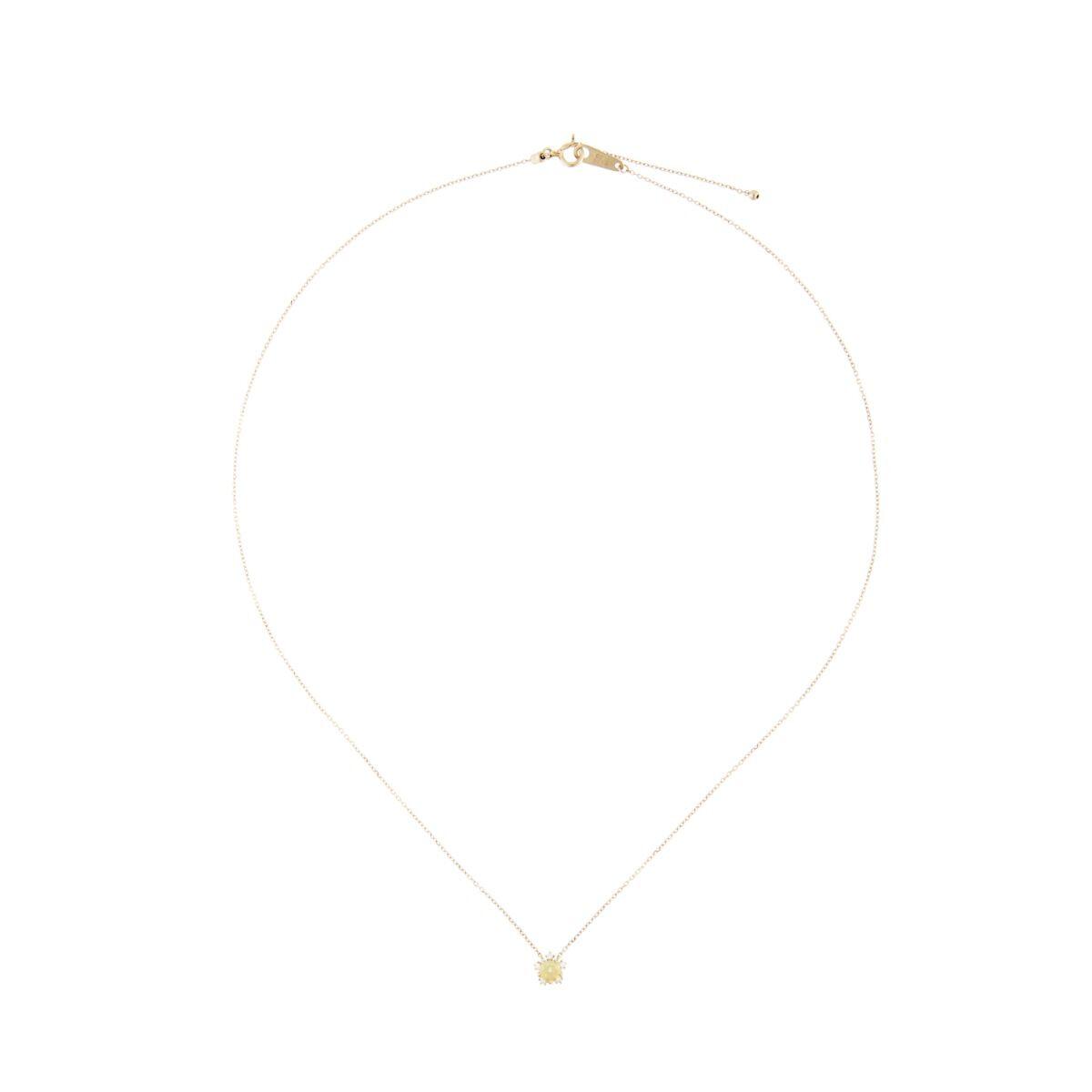 Sakura Necklace, Opal image