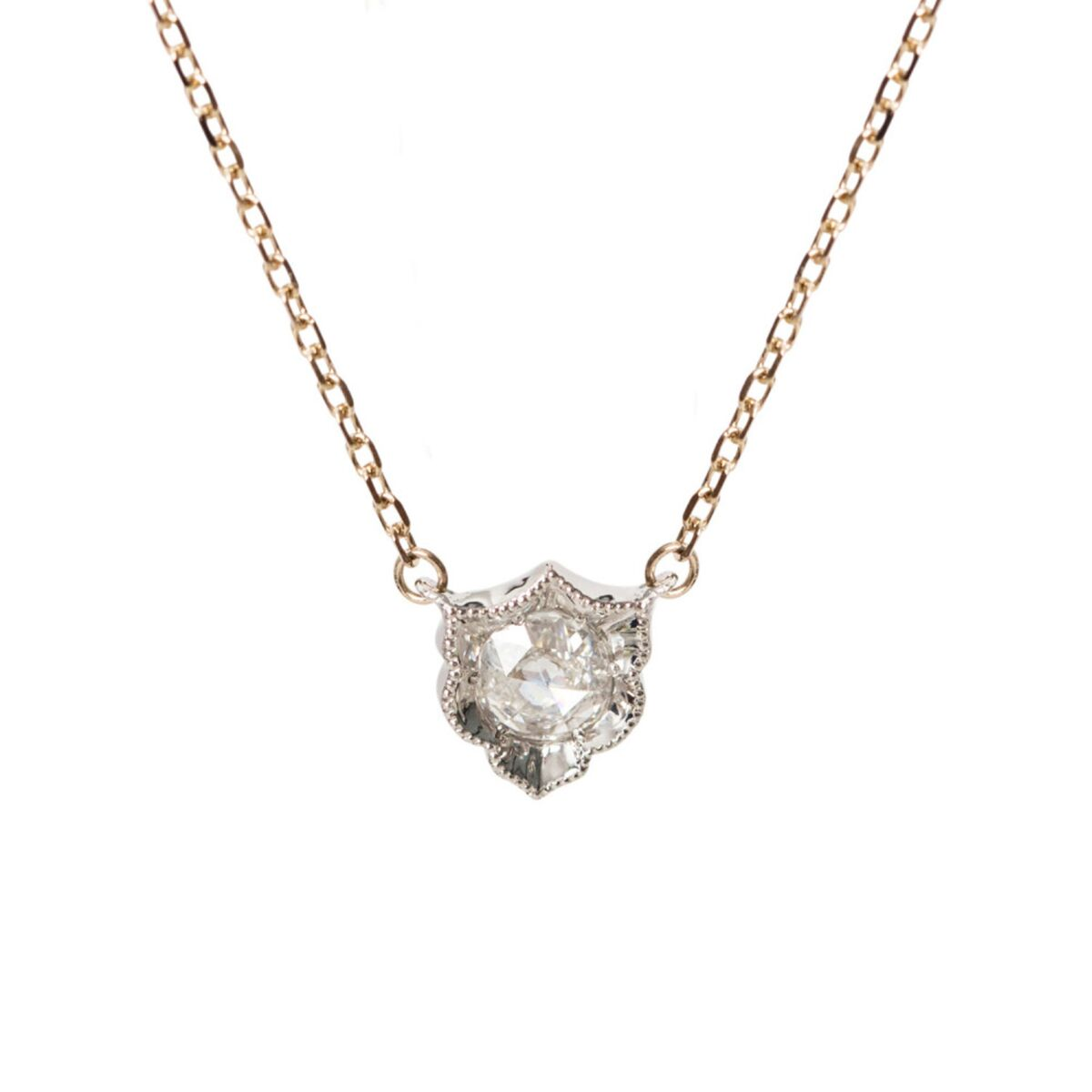 Japanese Snowbell Necklace image