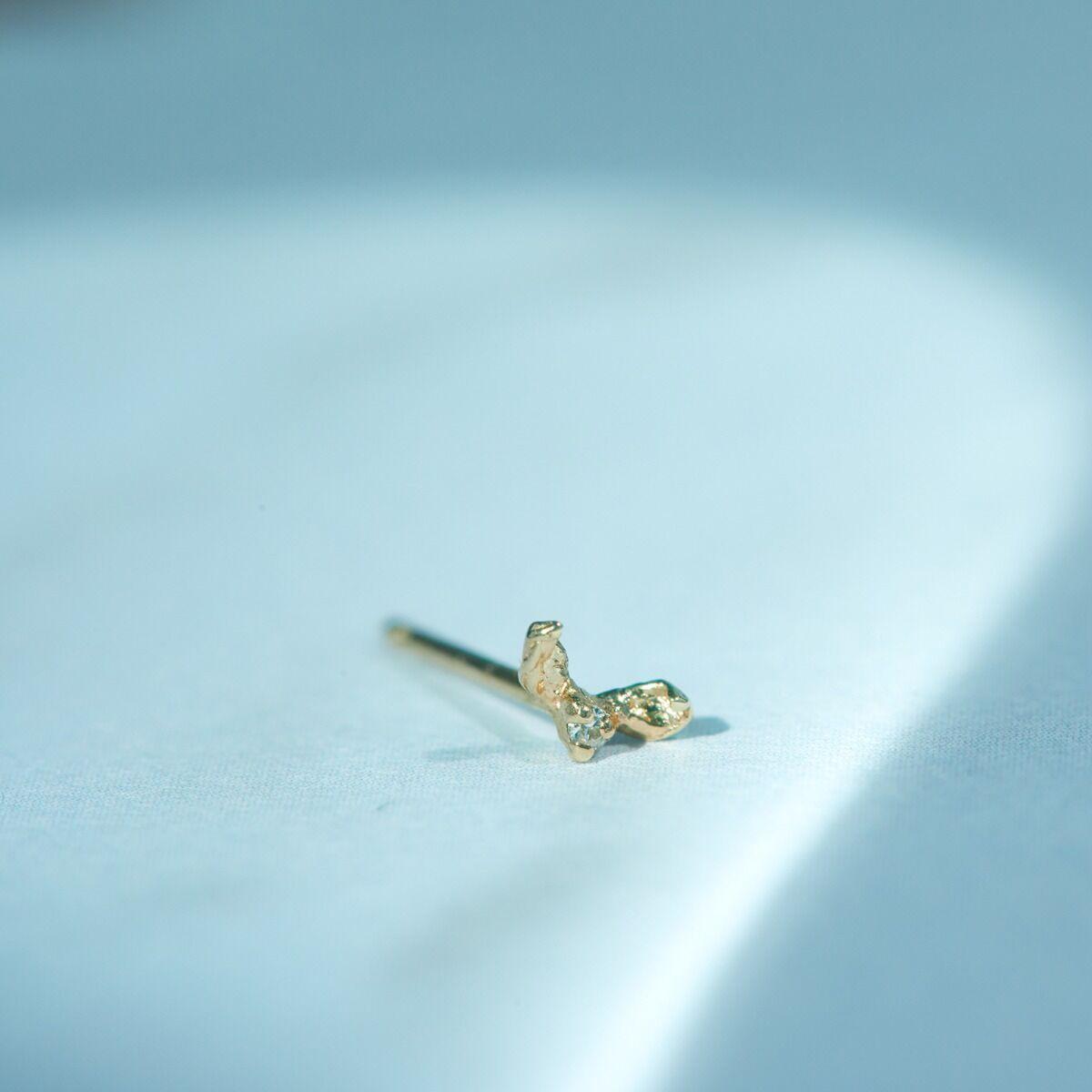 Hidden Fairy Earring (single) image