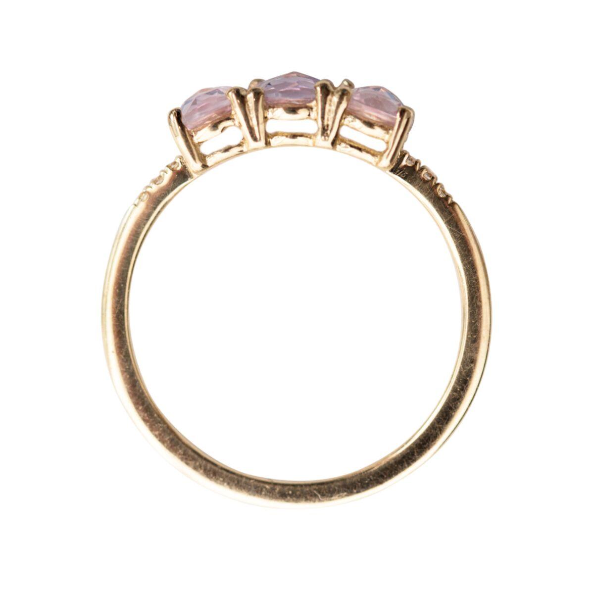La Vie en Rose Ring image