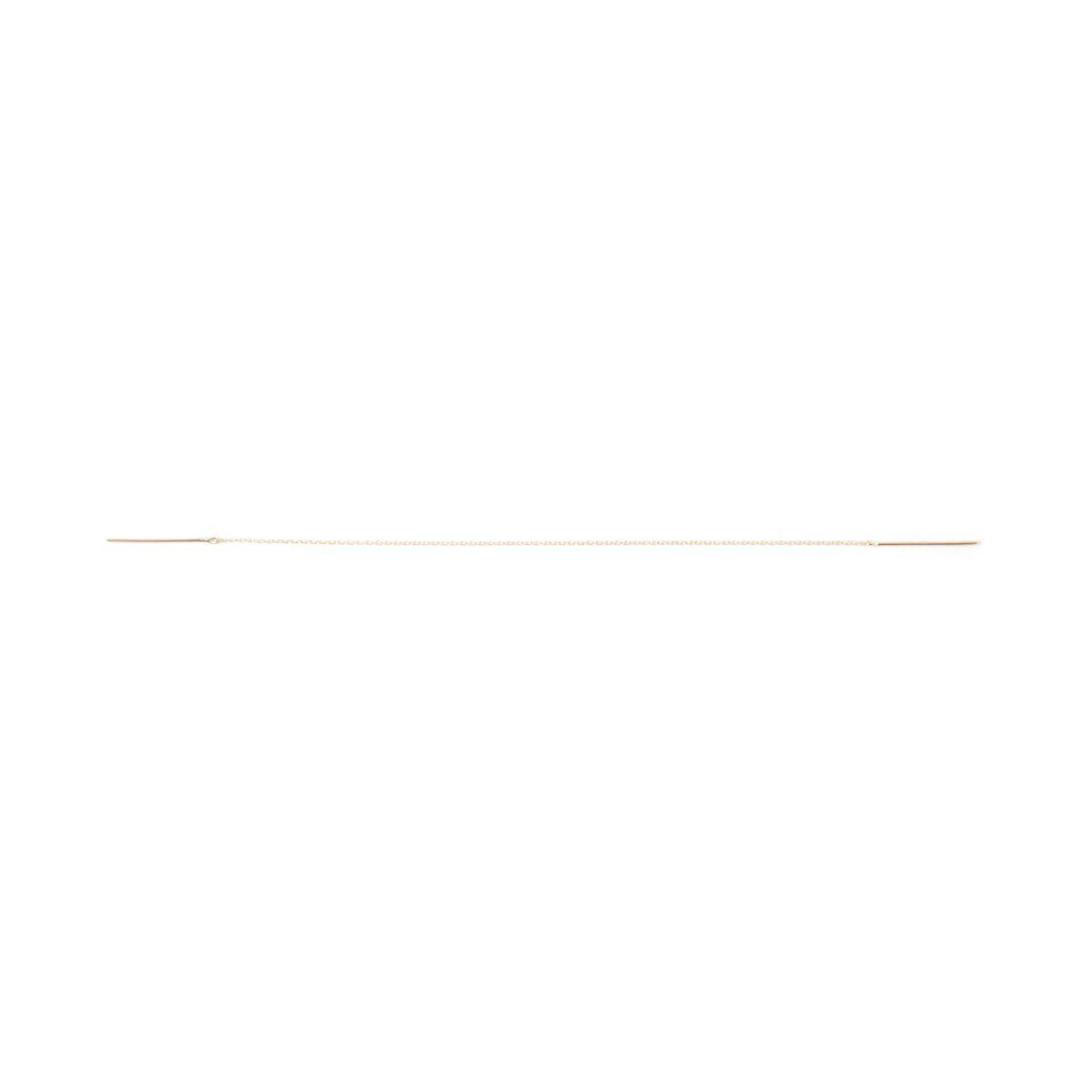 Long Stitch Earring (single) image