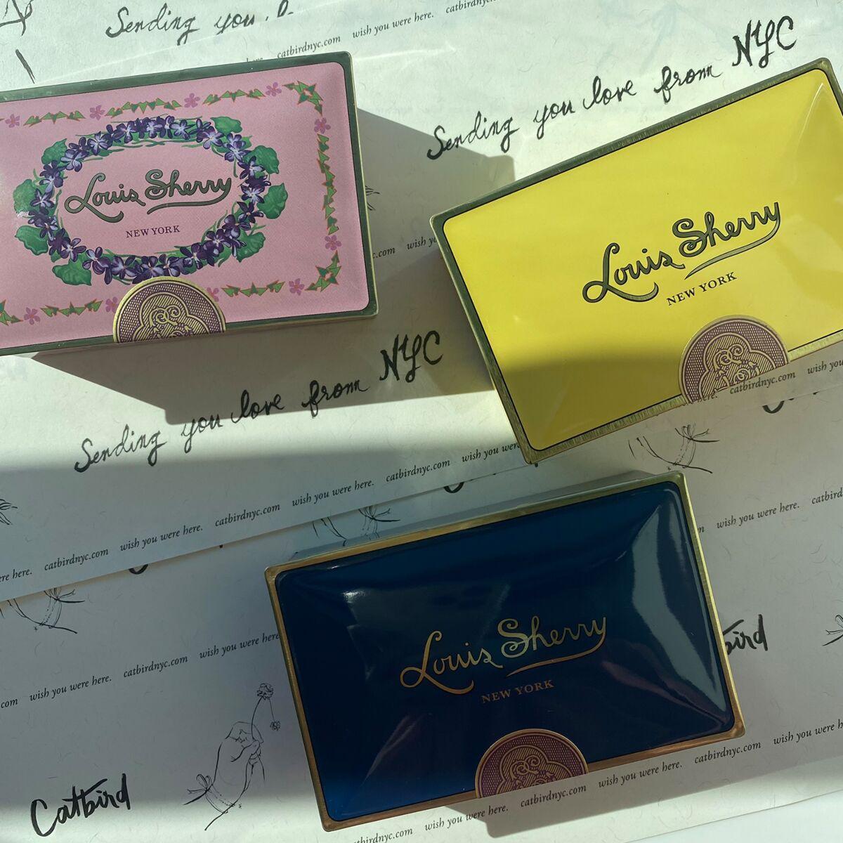 Jewel Box Chocolate Tin, Buttercup image