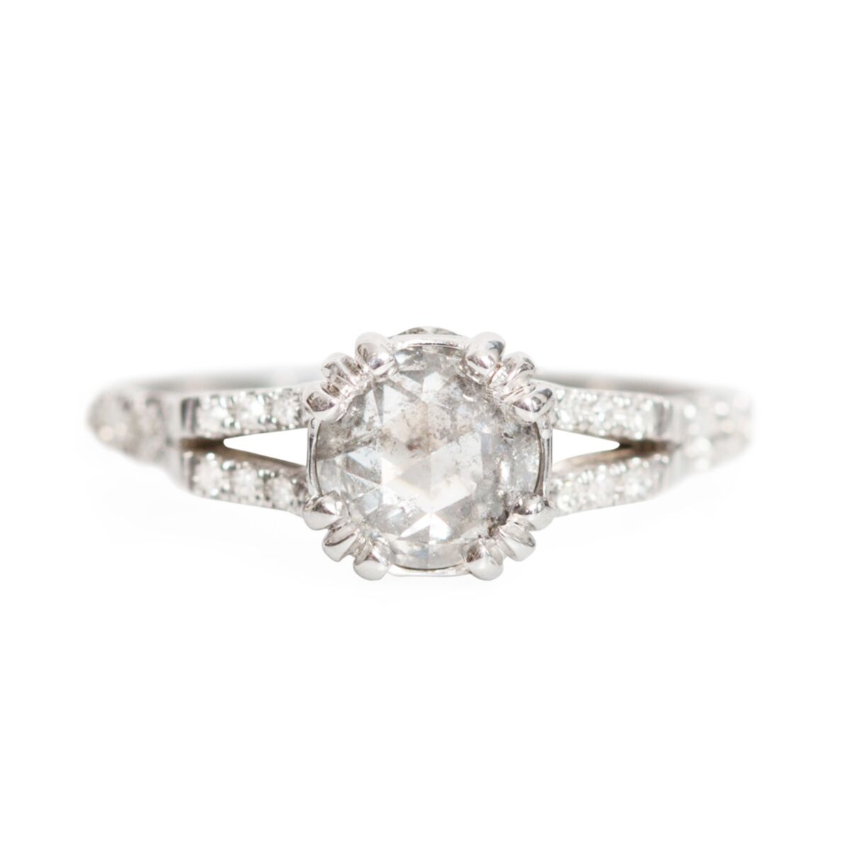 Beloved Solitaire Ring image