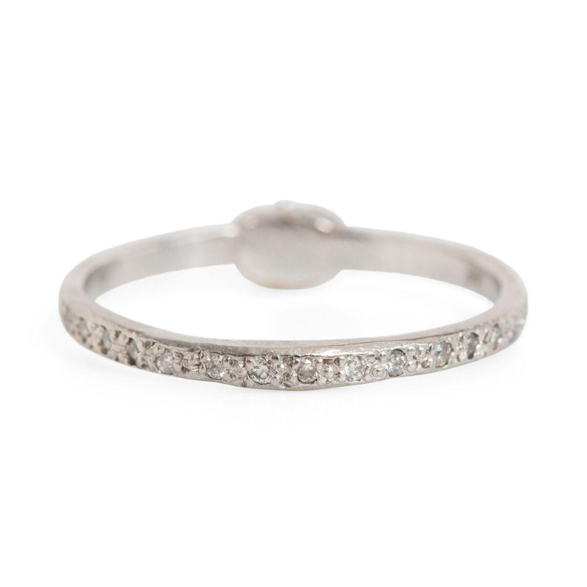 Anna Karenina Marquise Diamond Ring