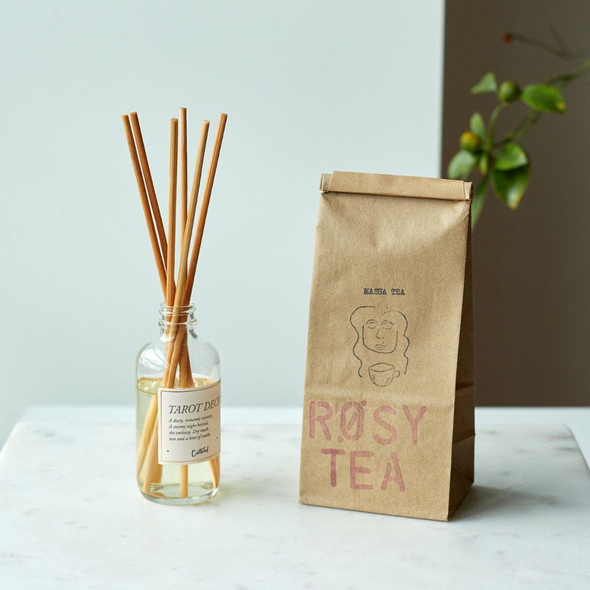 Rosy Tea image