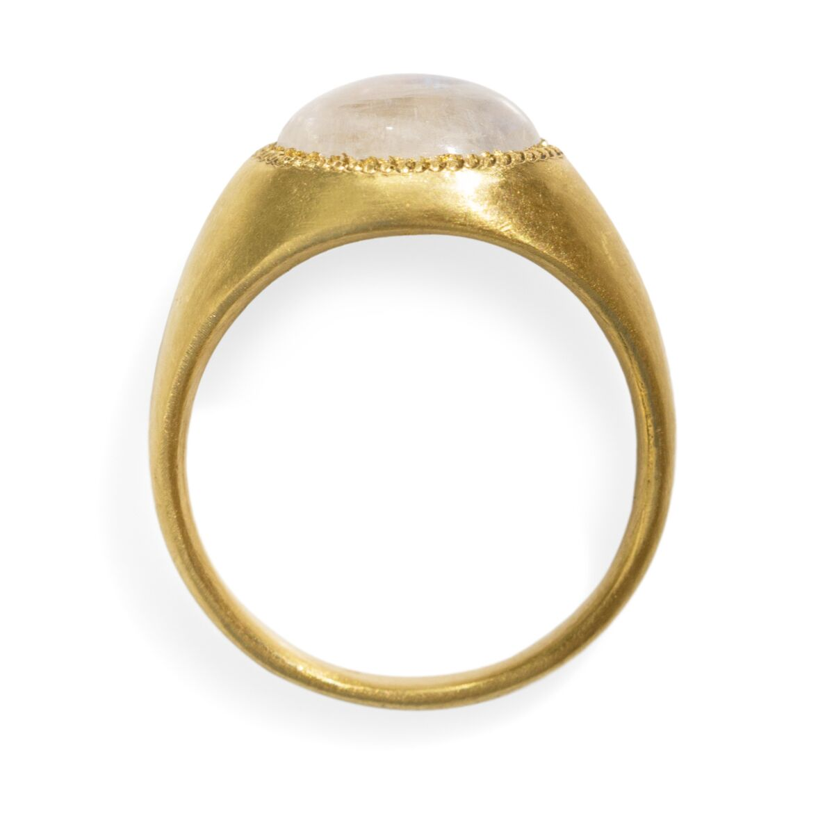 Moonstone Roz Ring image