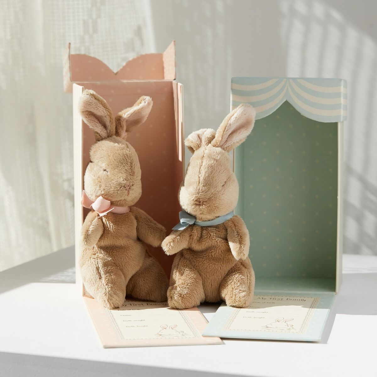 Baby's First Bunny, Pale Blue image