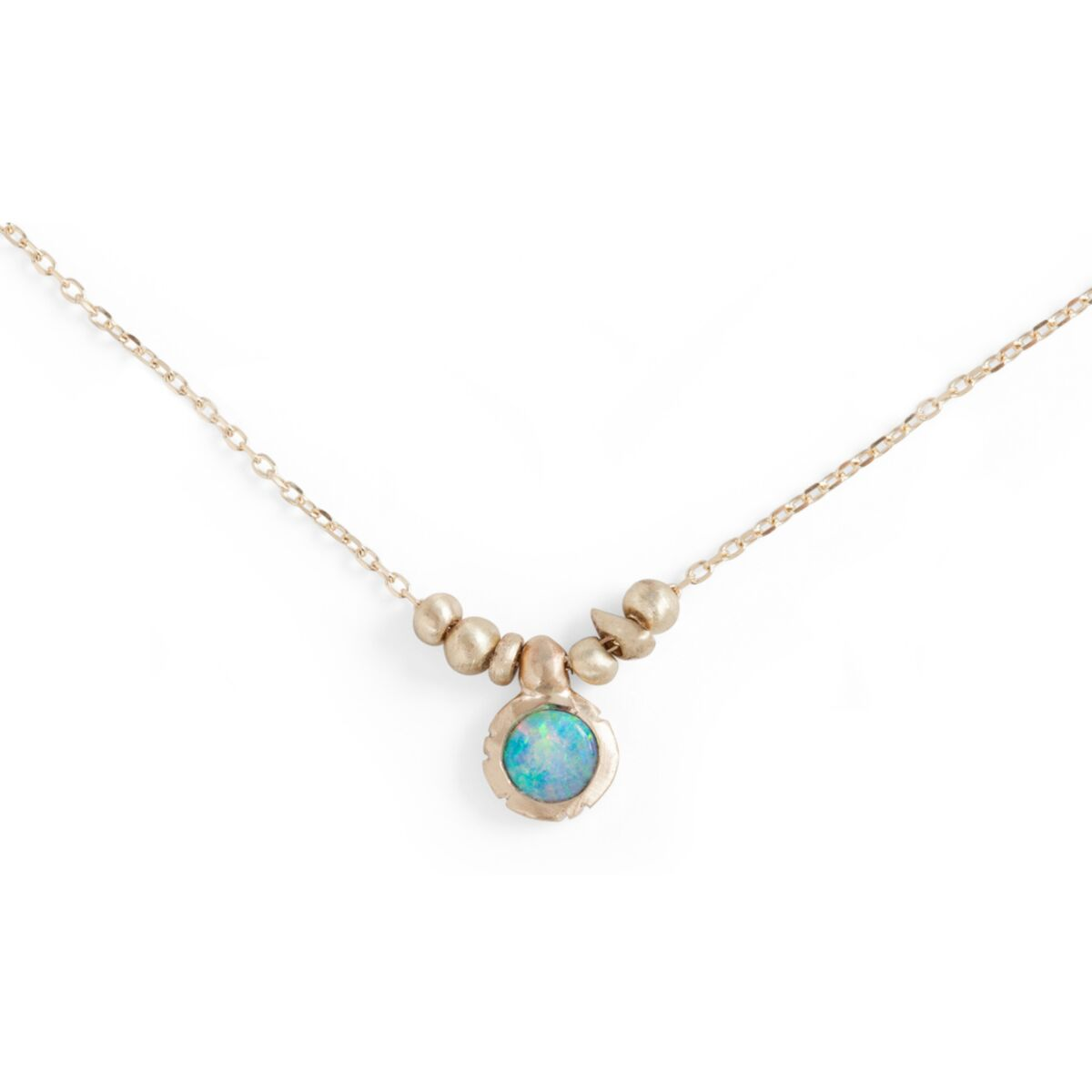 Ancient Opal Necklace image