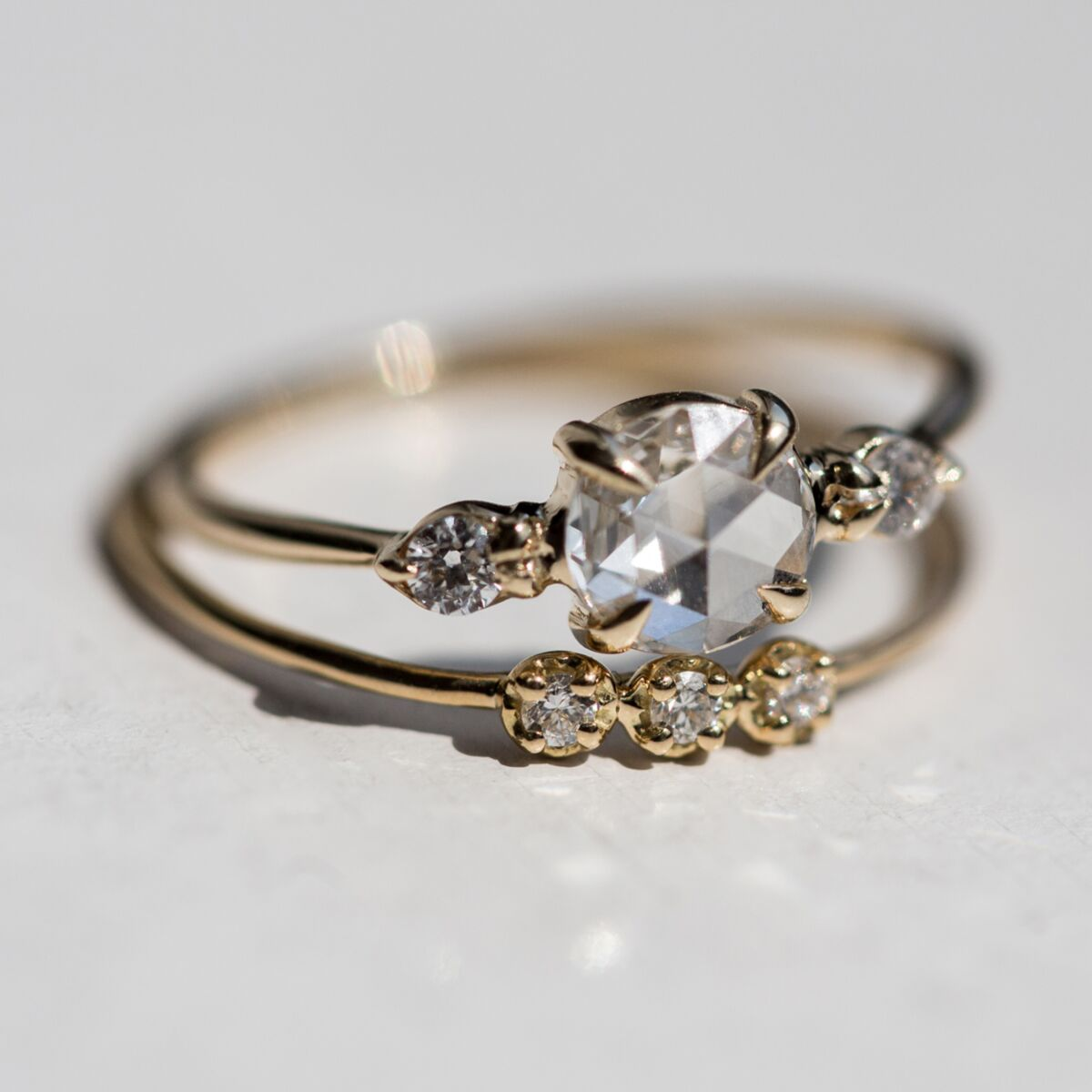 Orion Ring, White Diamond image