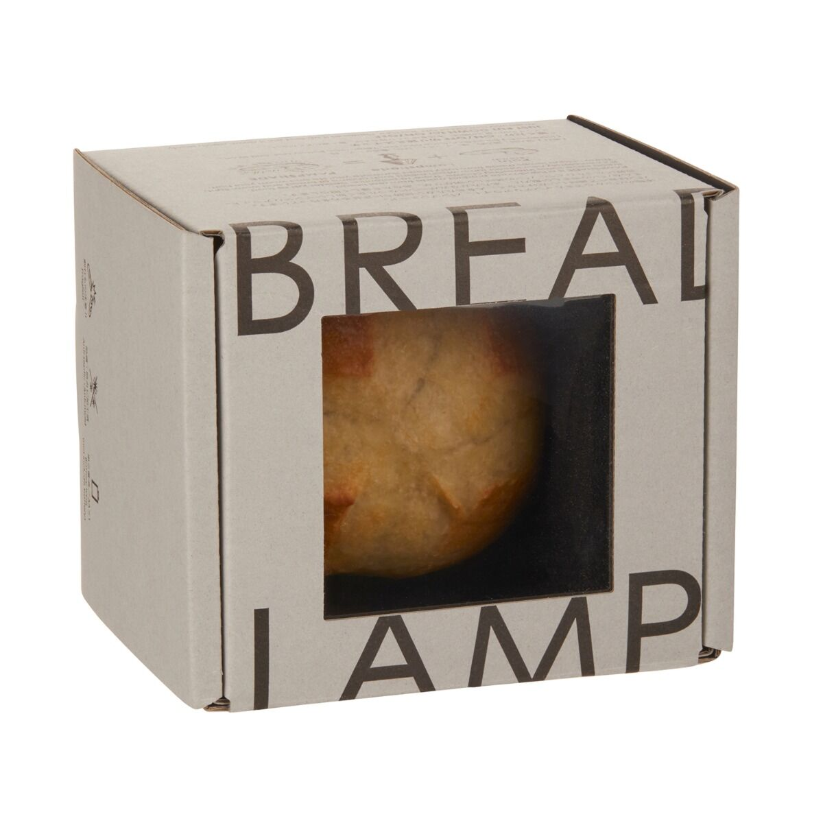 Dinner Roll Lamp image