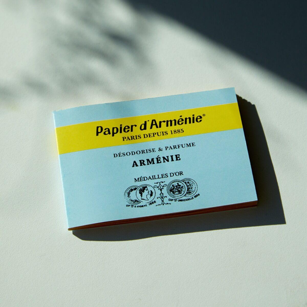 Papier D'armenie Armenie image