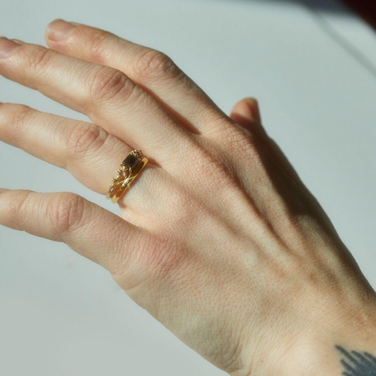 Summer Sky Ring image