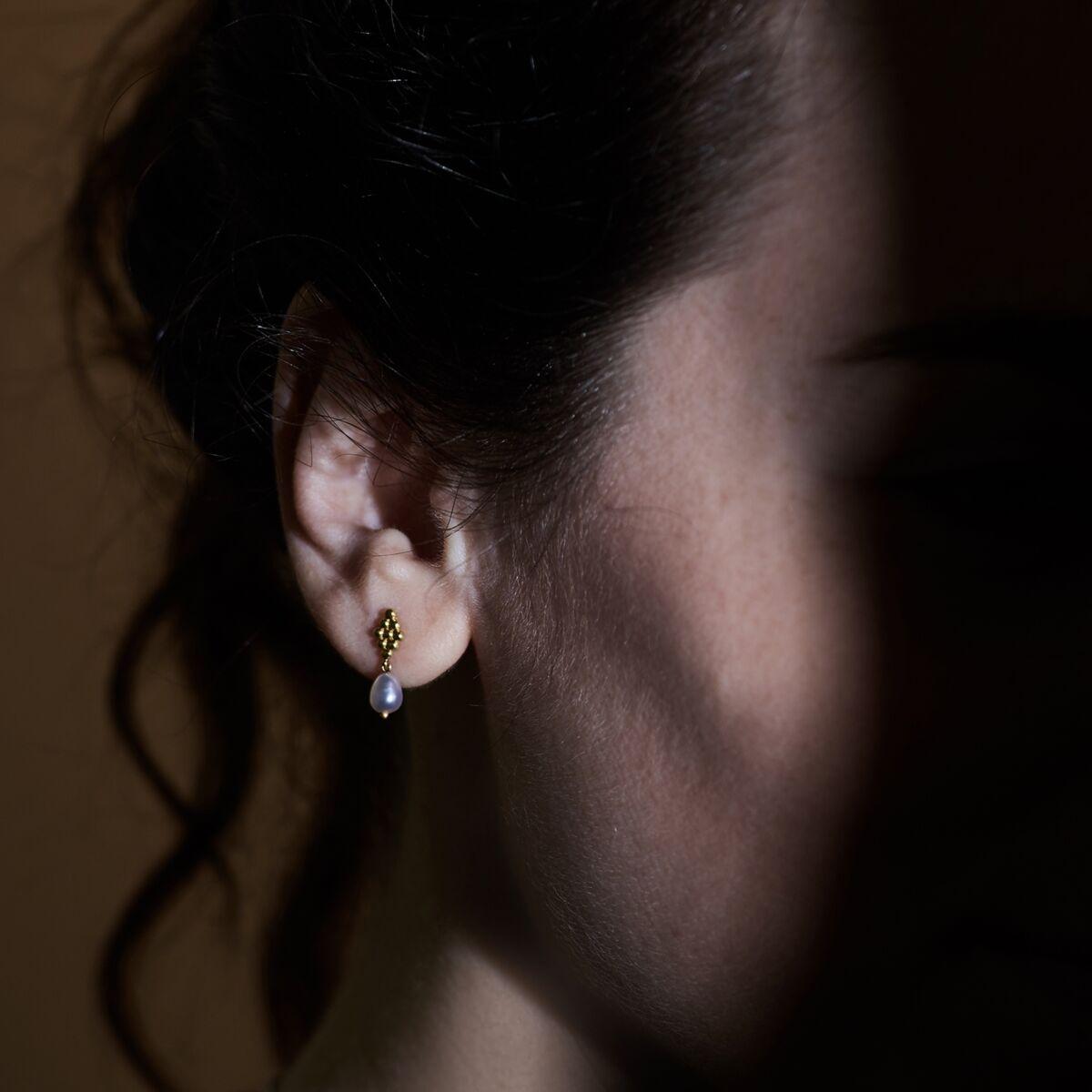 Nona Keshi Pearl Earring (Single) image