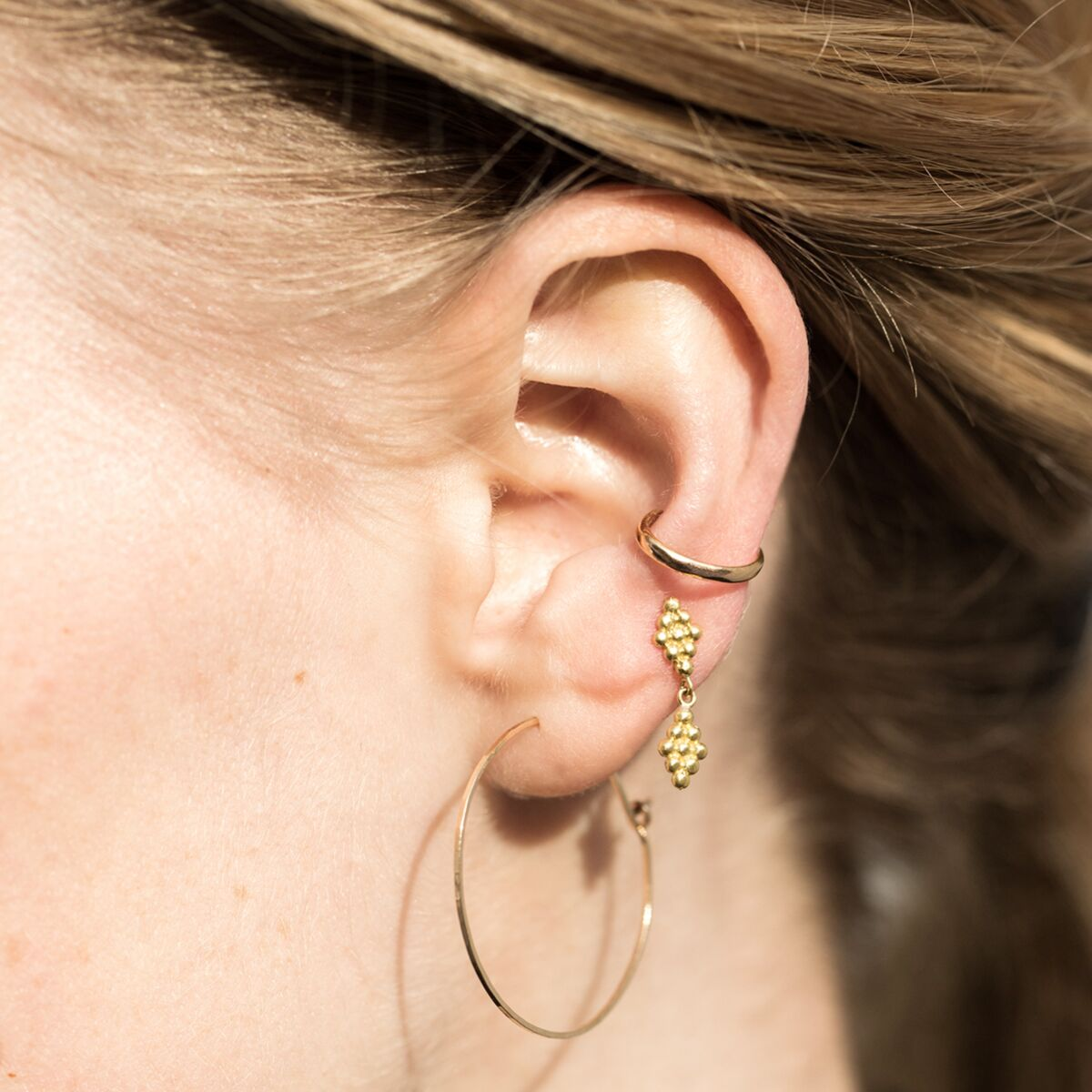 Duo Nona Earring (single) image