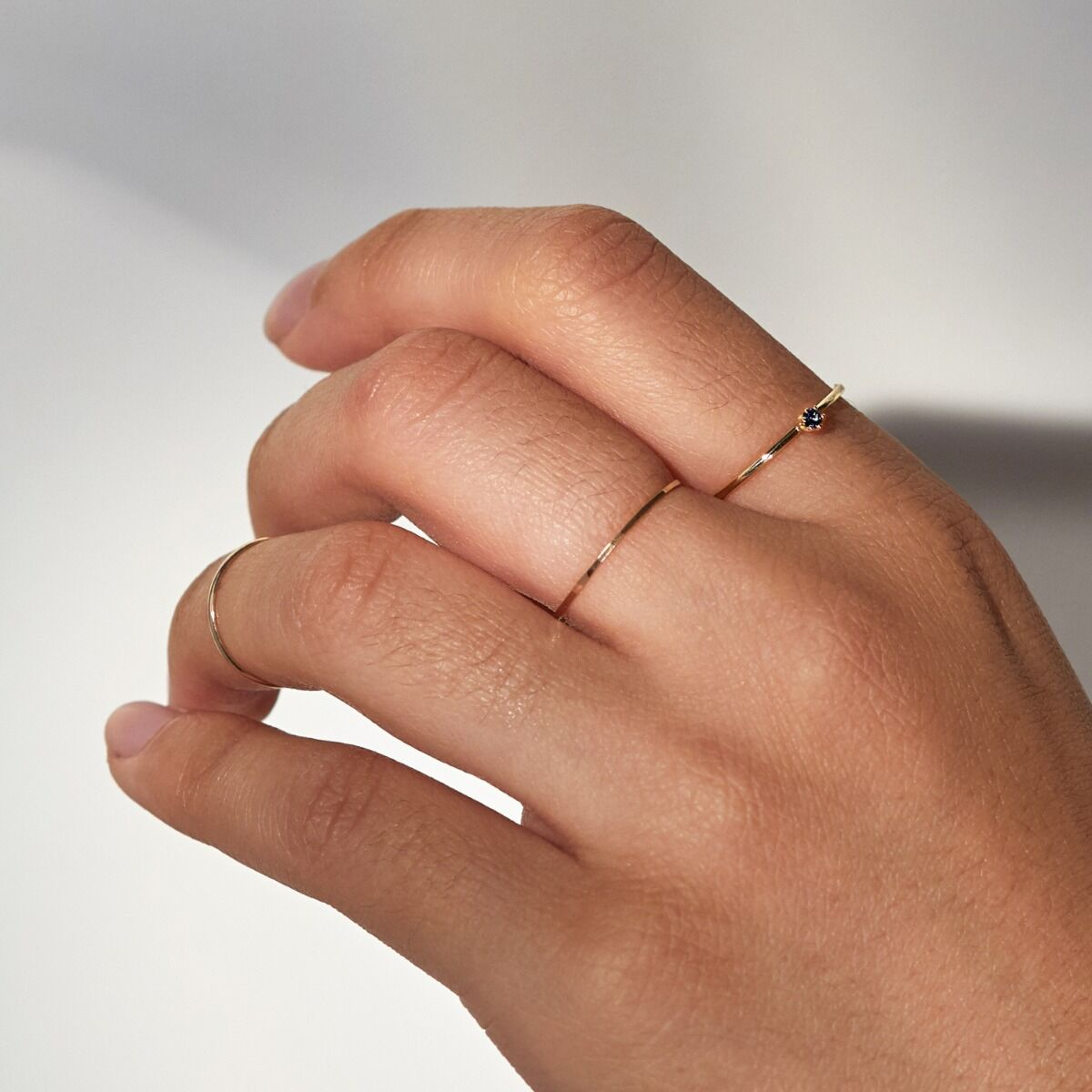 The Tiniest Ring, Sapphire image