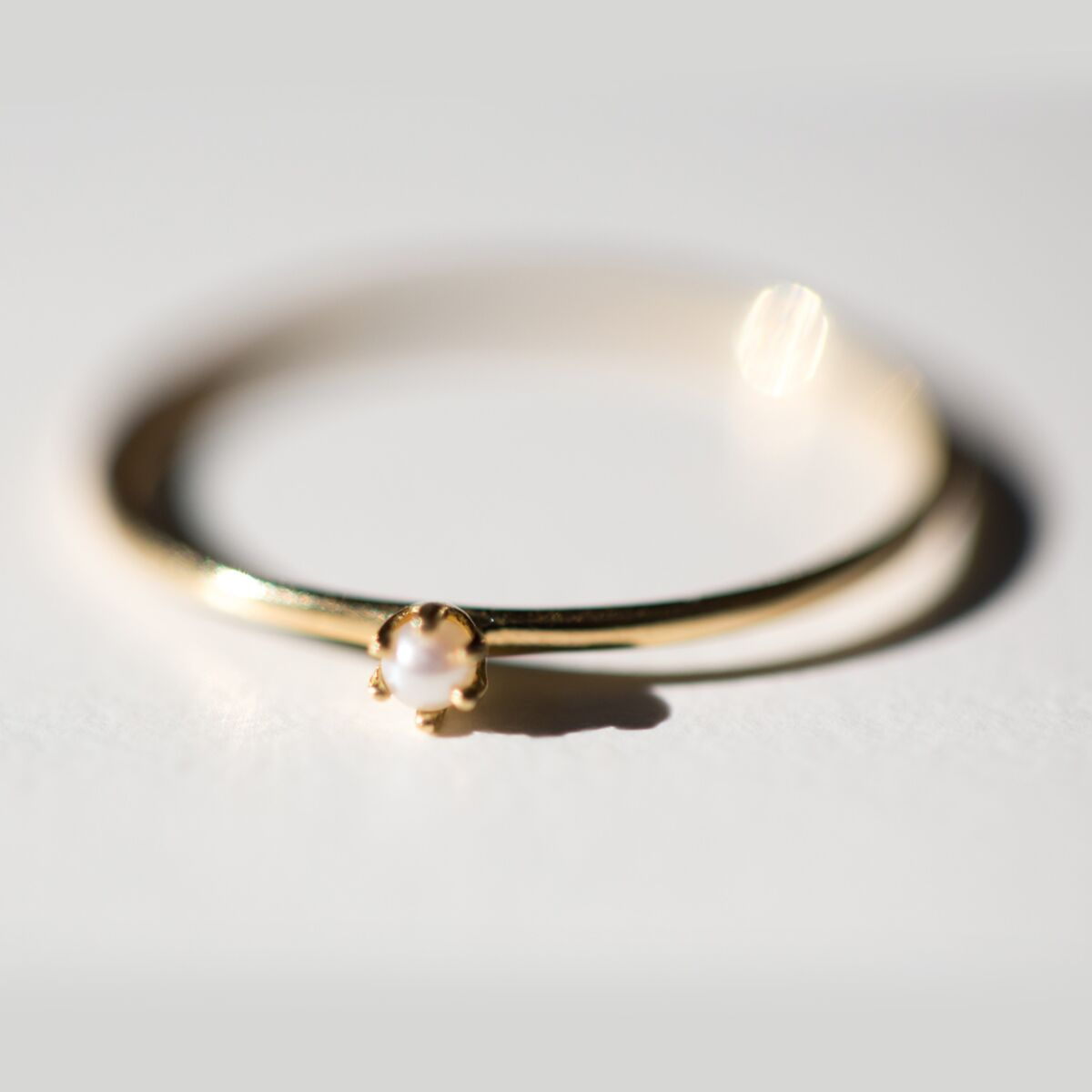 The Tiniest Ring, Pearl image