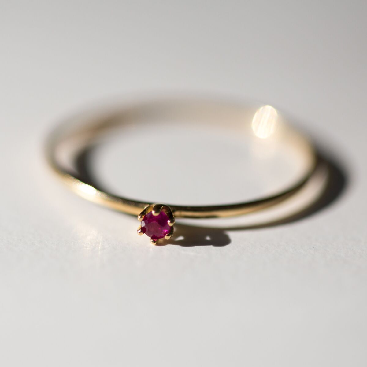 The Tiniest Ring, Ruby image