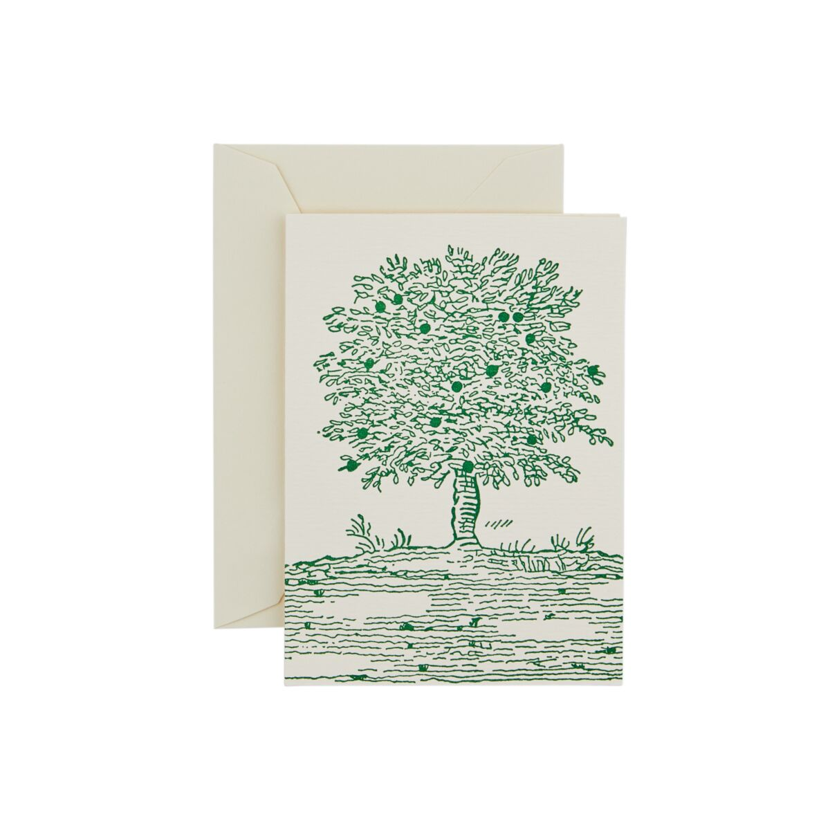 Fruit Tree Card Set image