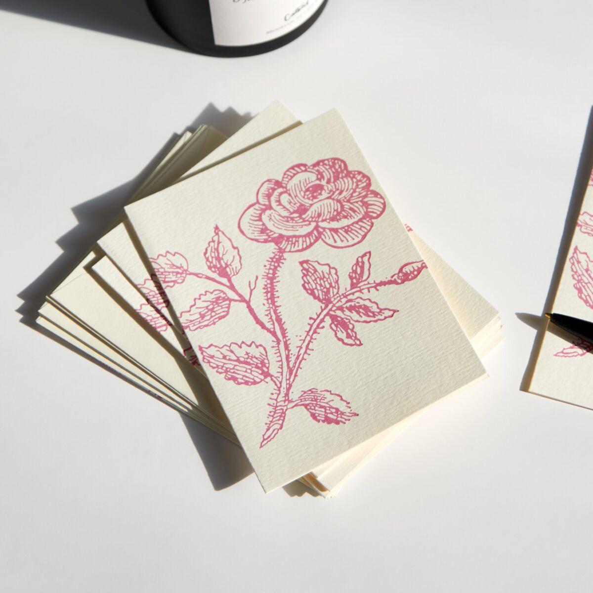 Rose Thorn Card Set image