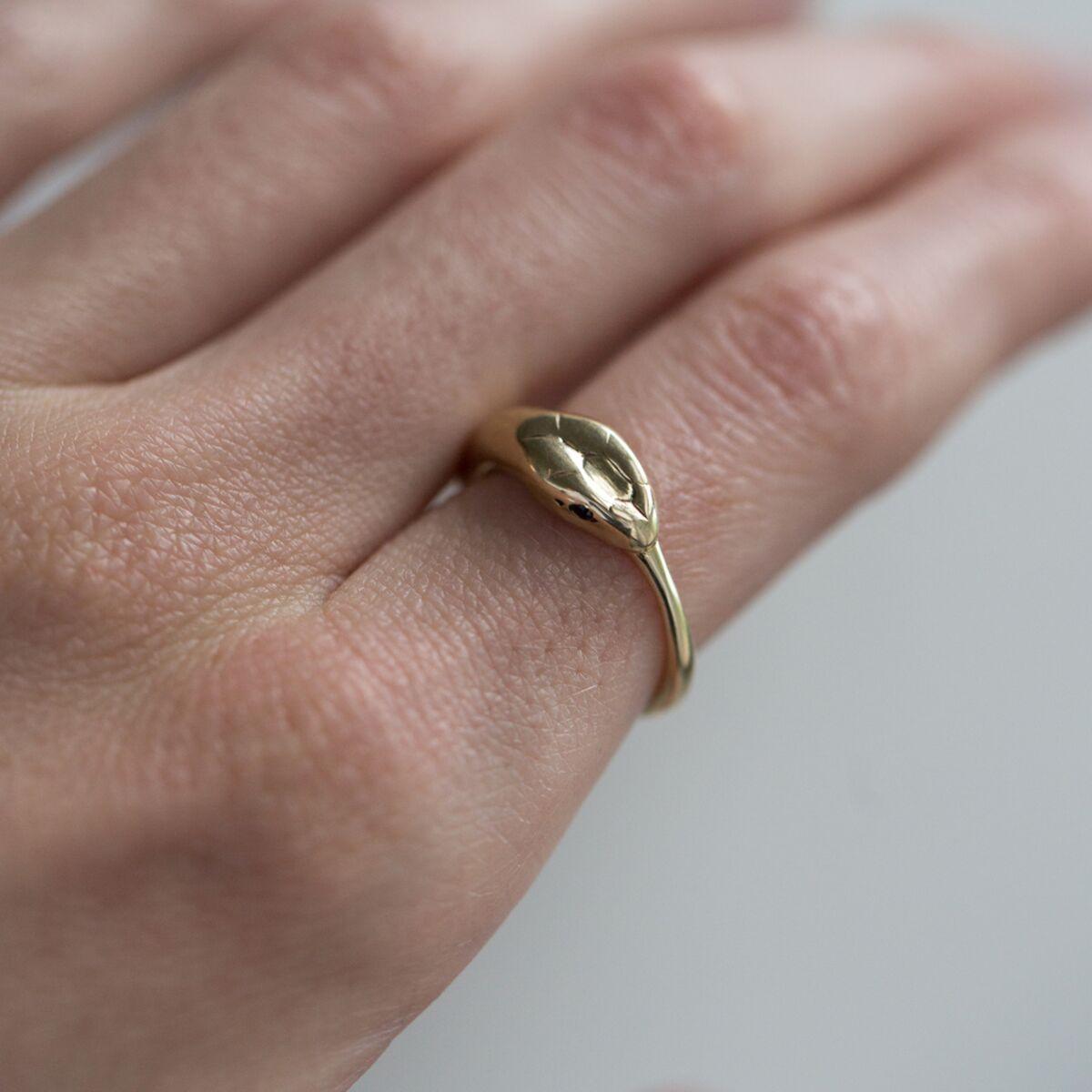 Naga Snake Ring image