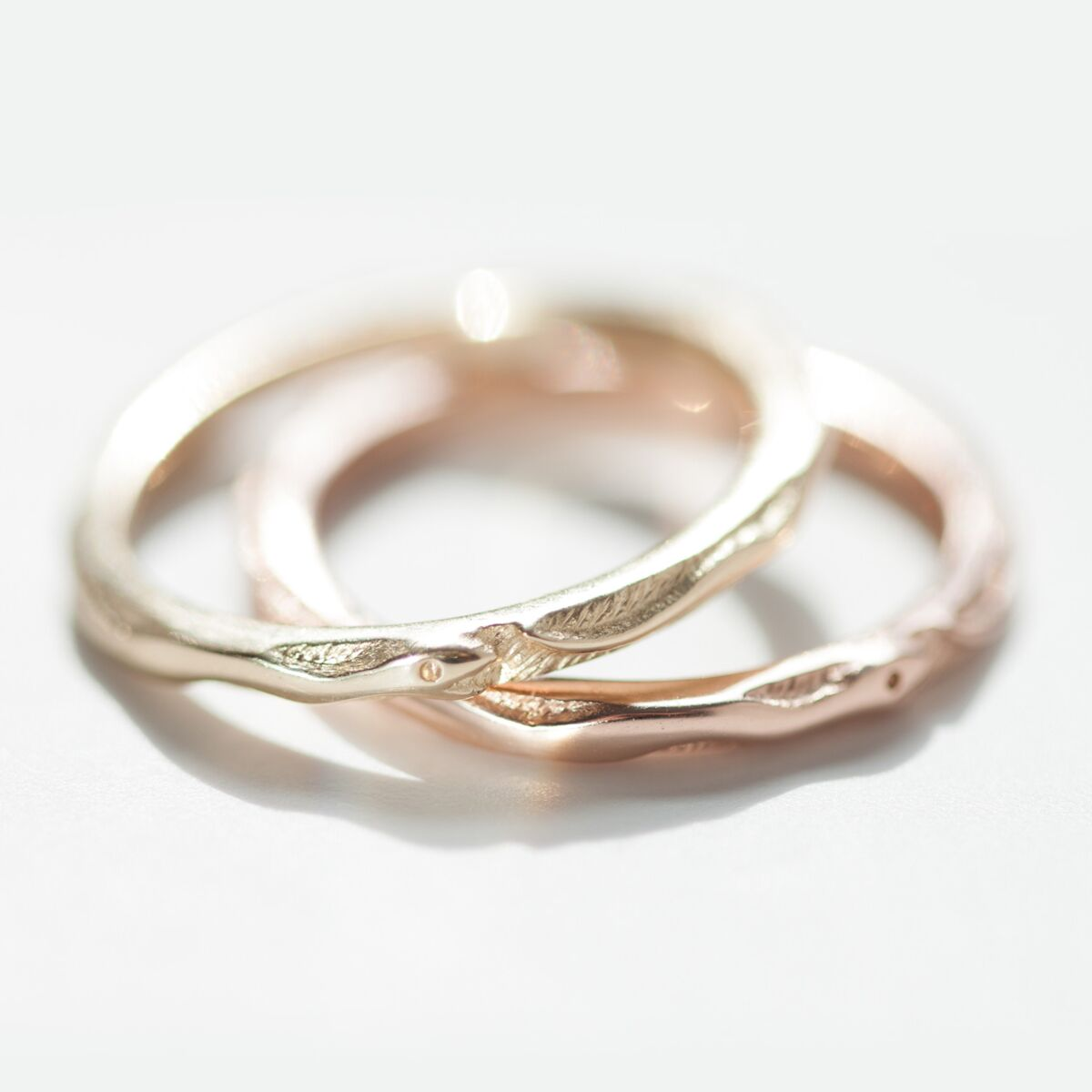 Serpent D'eau Ring image