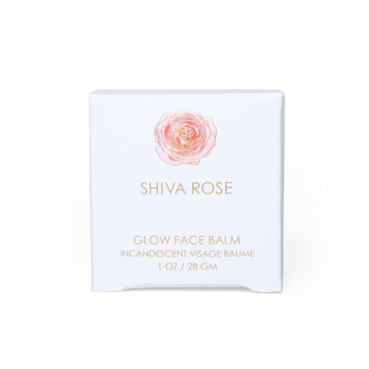 Shiva Rose Glow Face Balm image