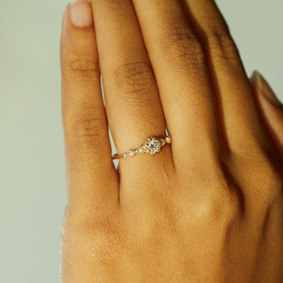 Clara's Dream Ring, Diamond image
