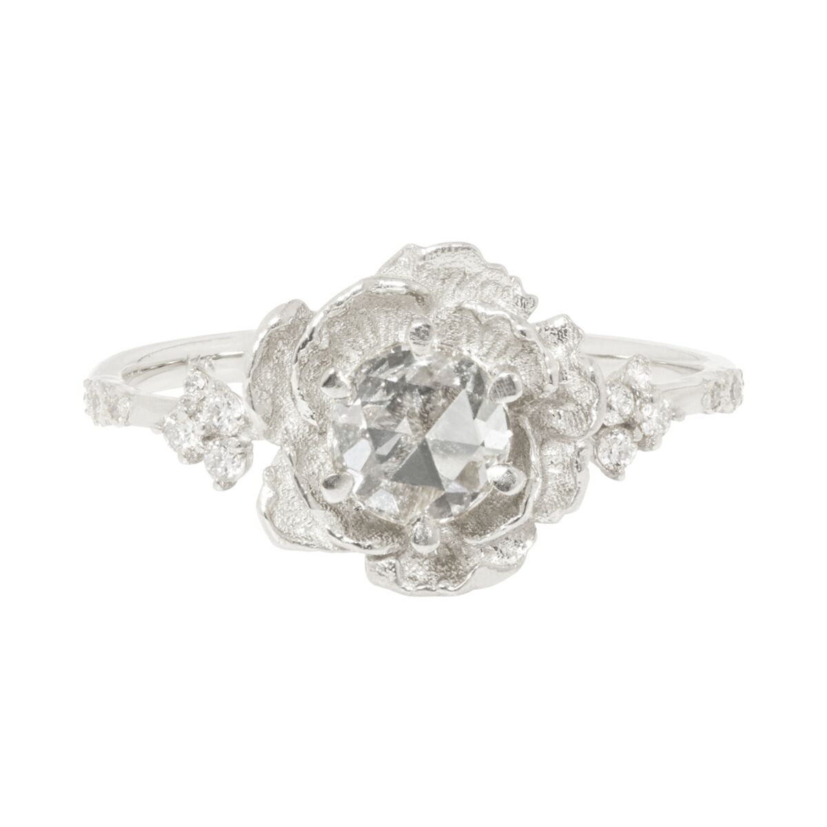 Paeonia Diamond Ring image