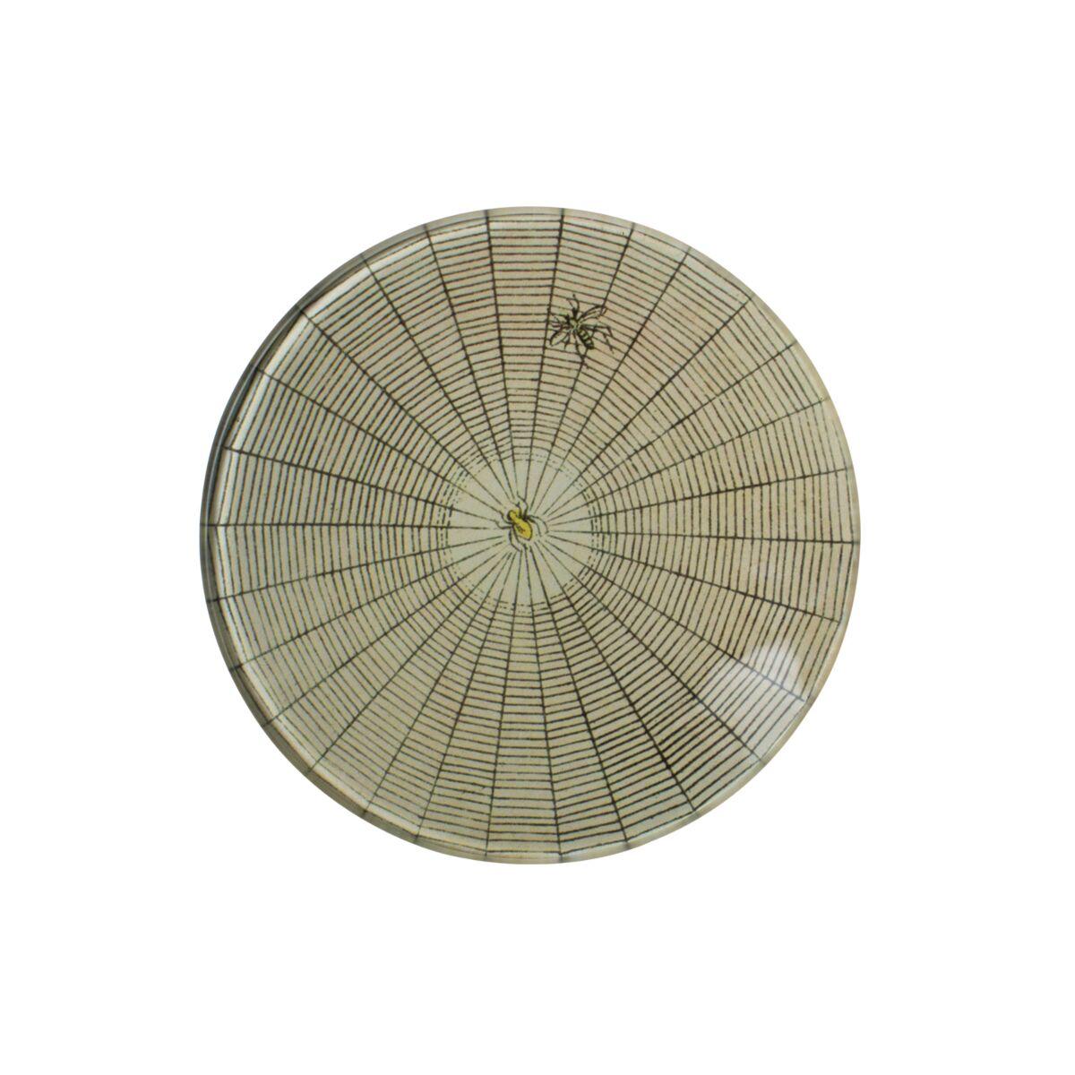 Small Spider Web Dish