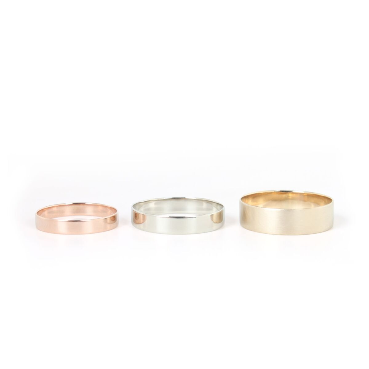 Thin Rings, 4mm image
