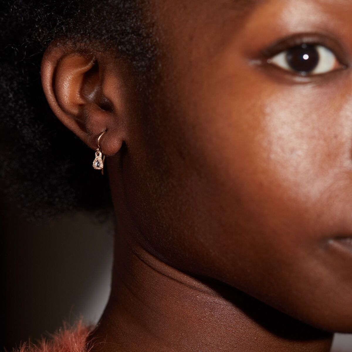Heroine Diamond Earrings image