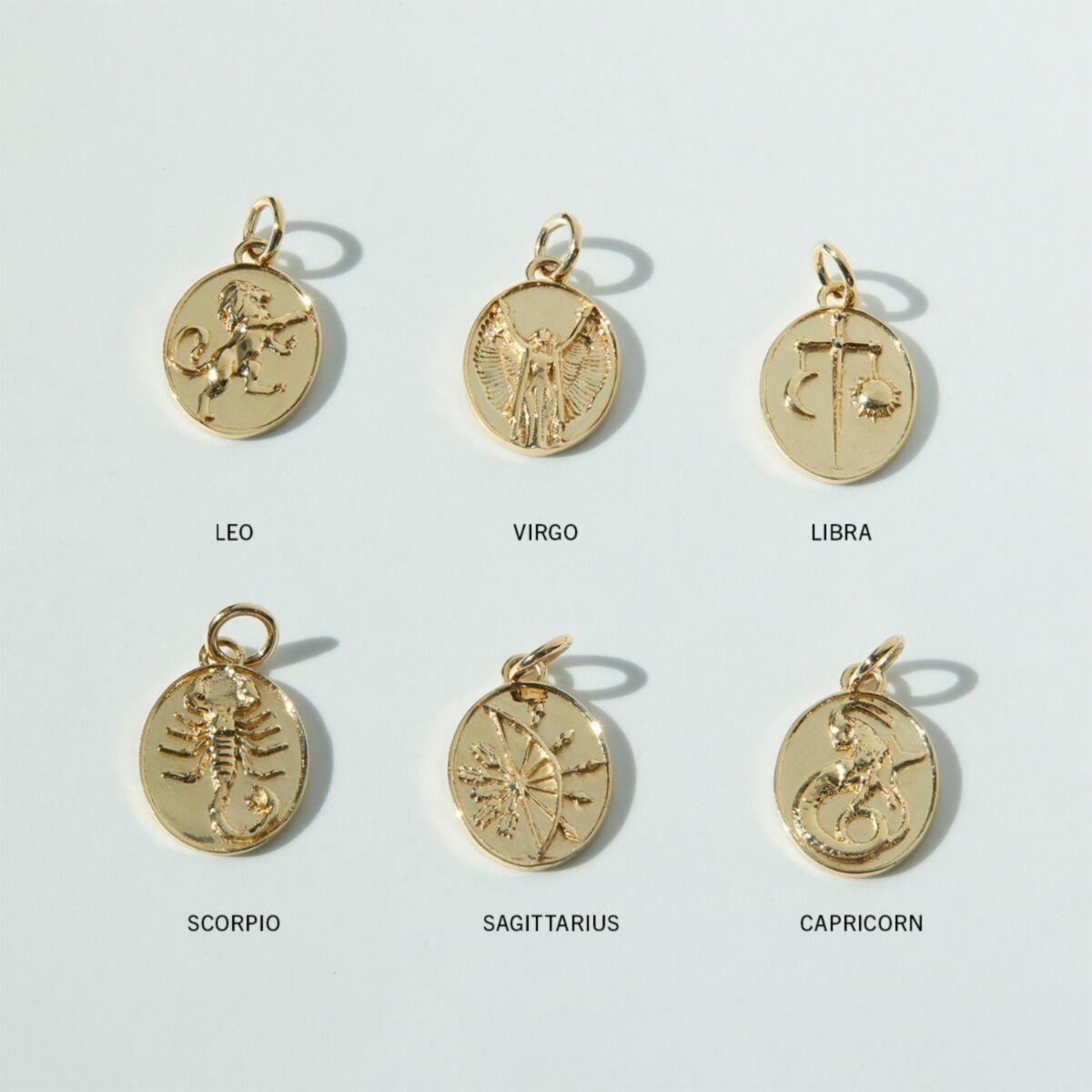 Zodiac Pendant image