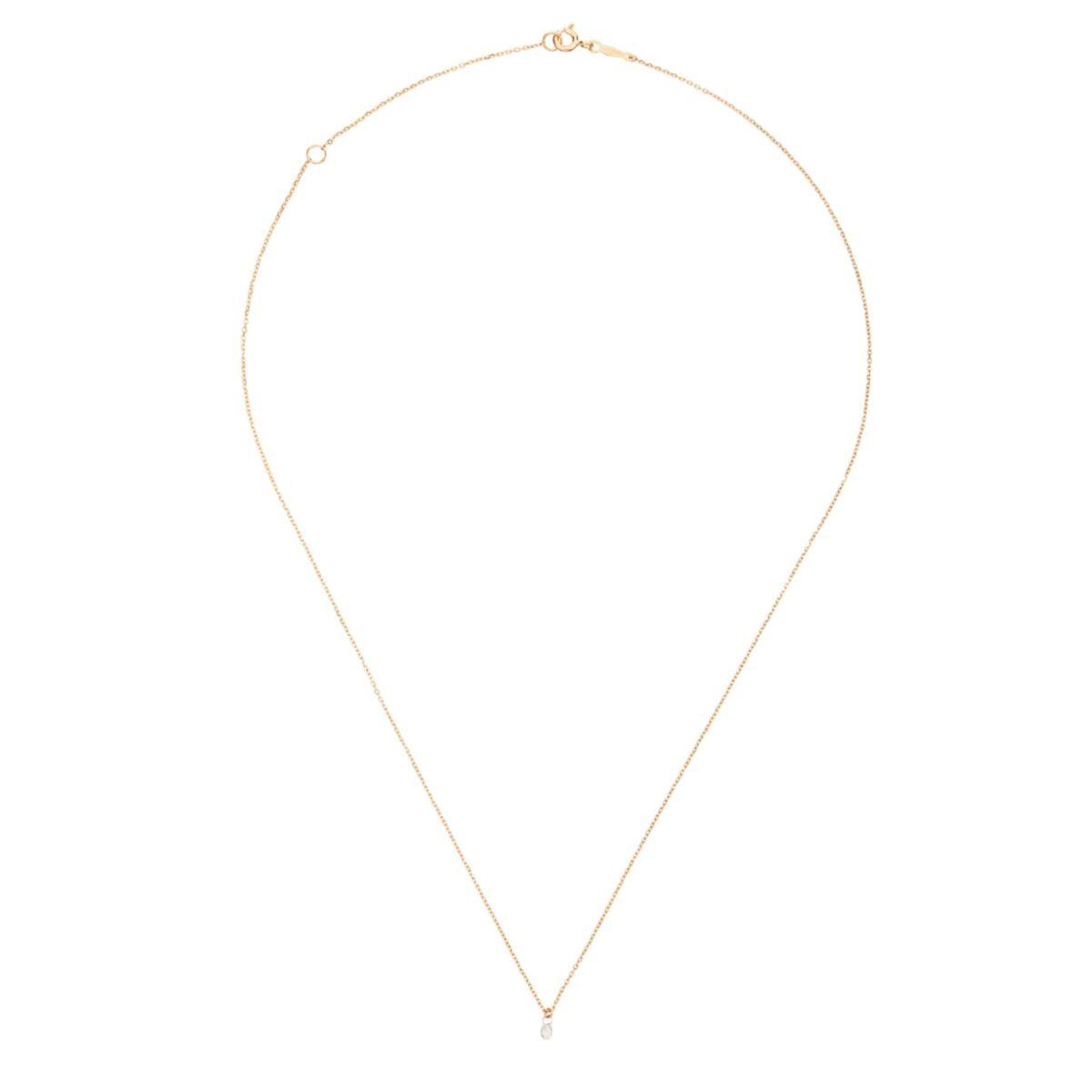 Petal Necklace image