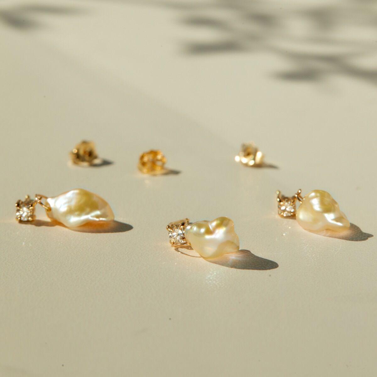 Portraiture Pearl Earring (single) image