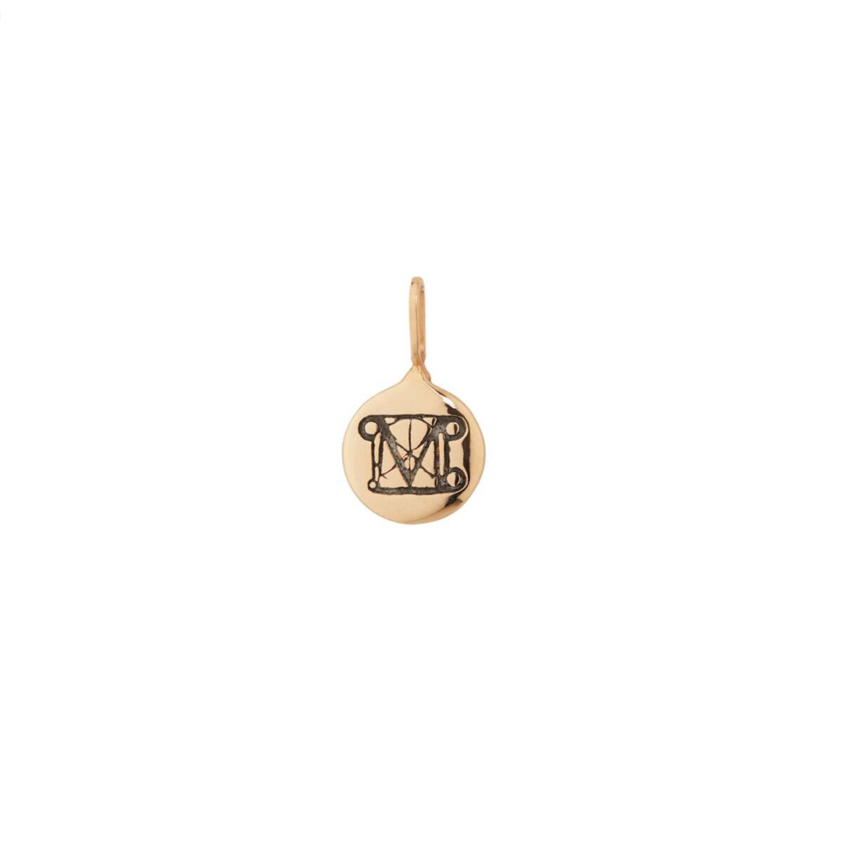 The Met Button Souvenir Charm image