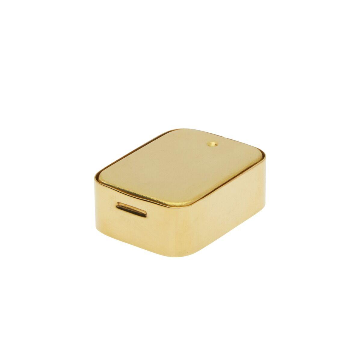 Very Shiny Brass Bin image