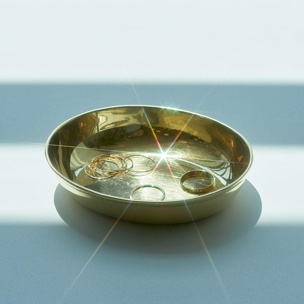 Very Shiny Brass Bowl image