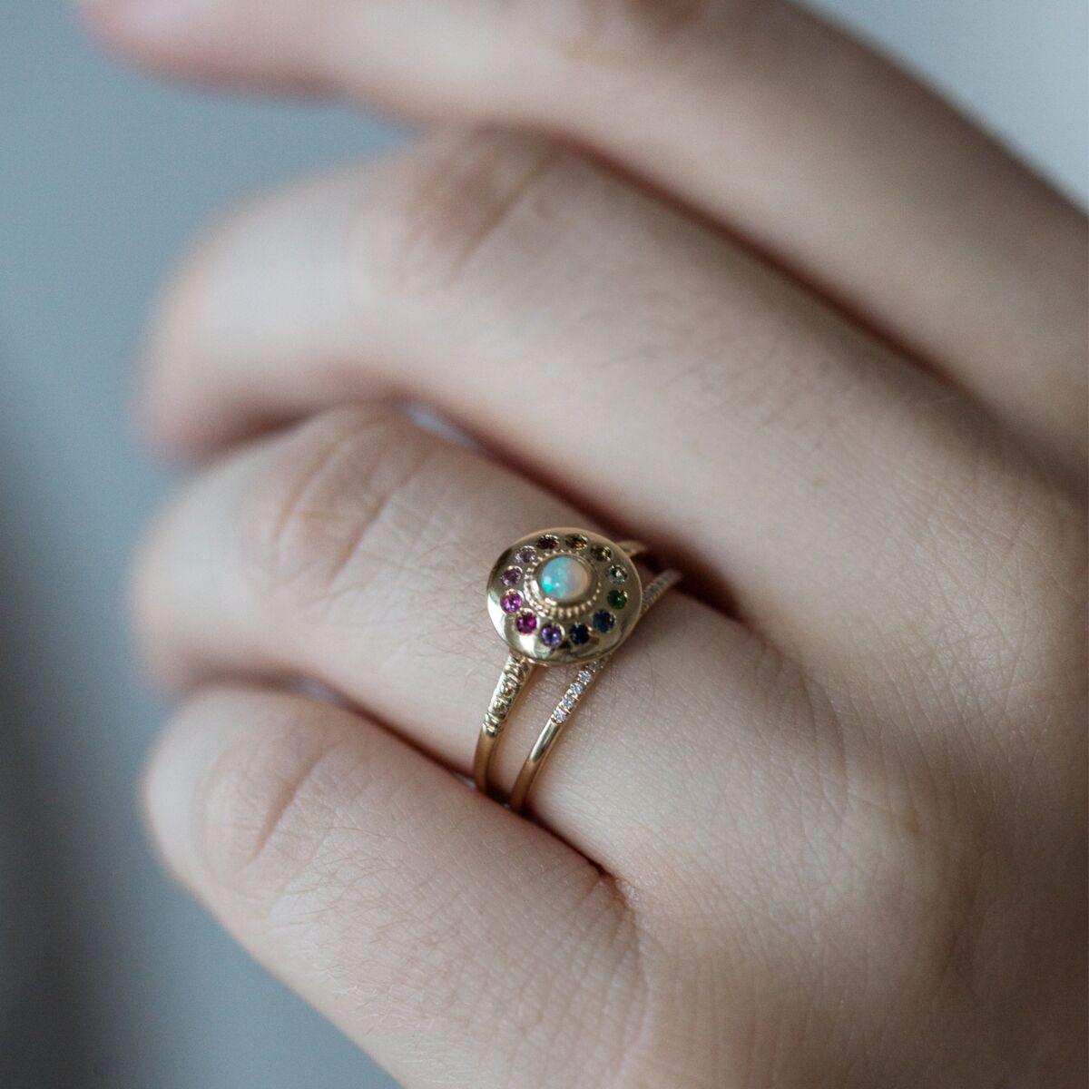 Royal Dynasty Solari UFO Ring image