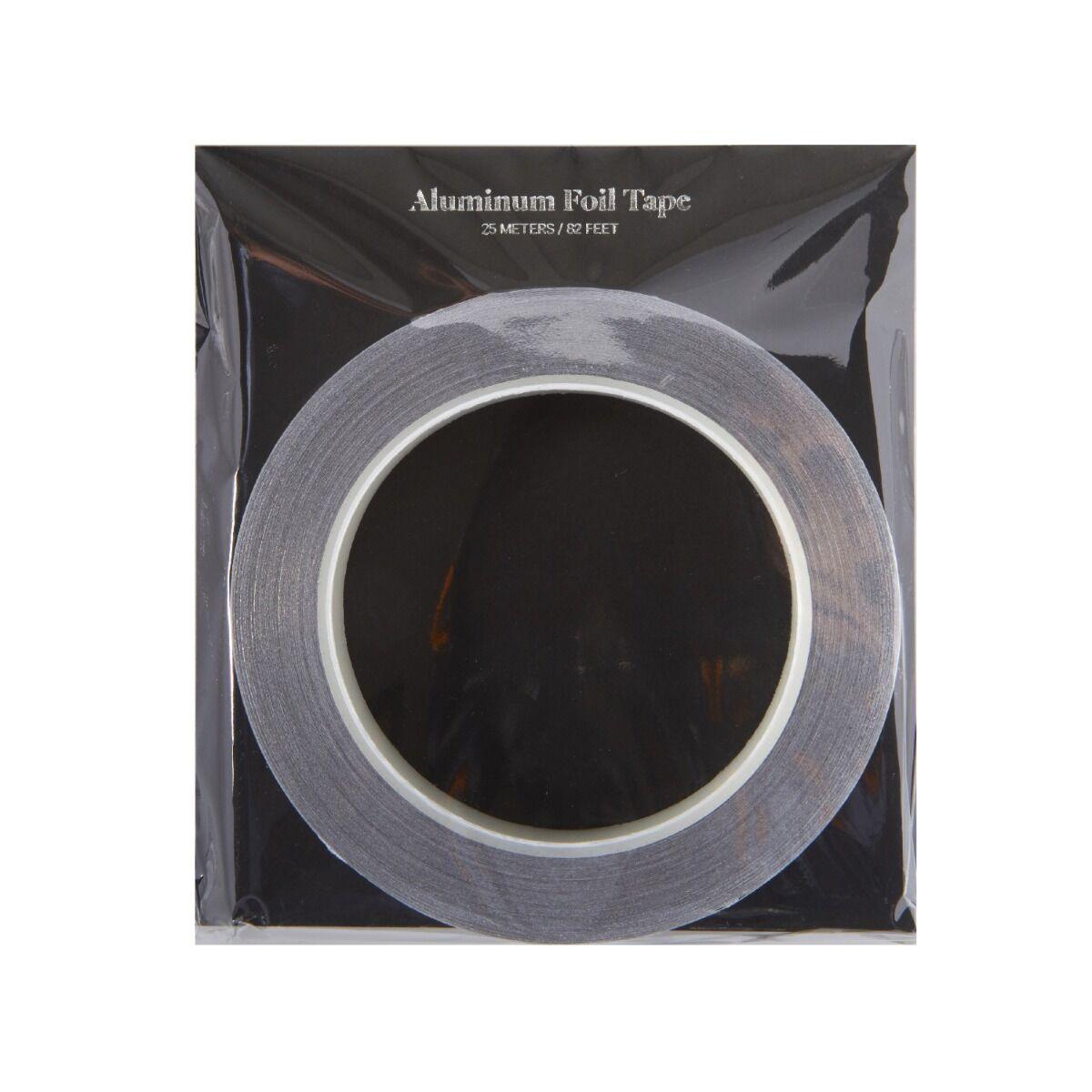 Shiny Foil Tape, Silver image