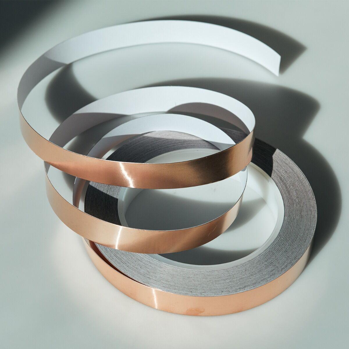 Shiny Foil Tape, Rose Gold image