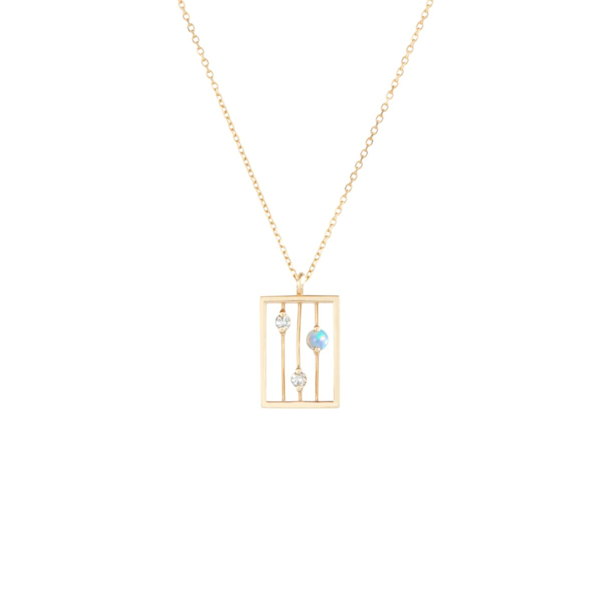 Opal Drift Necklace image
