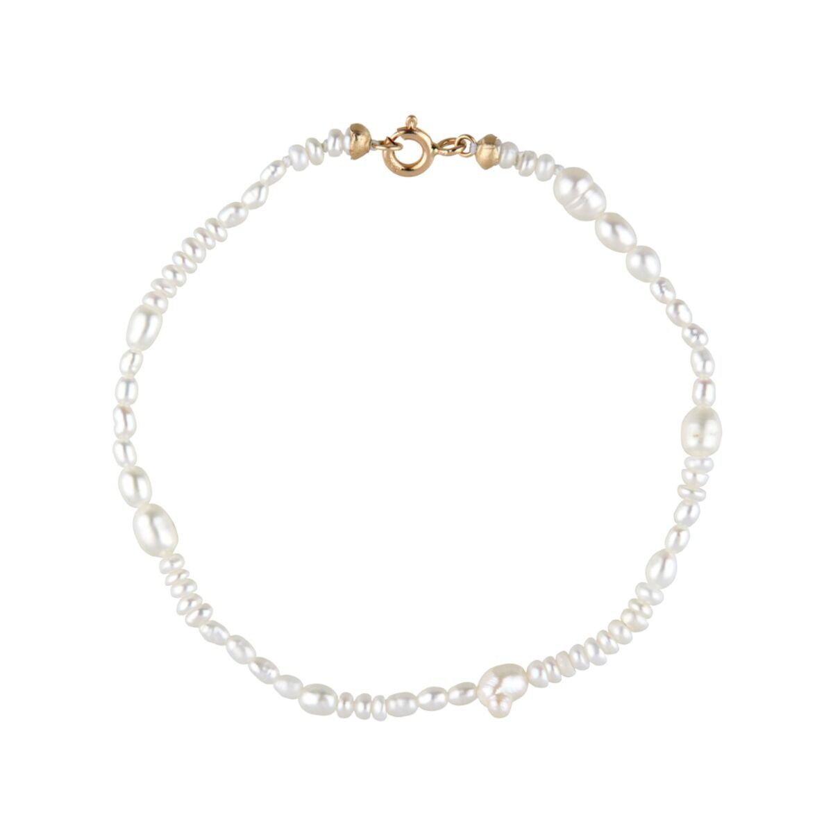 Pearl Collage Bracelet image
