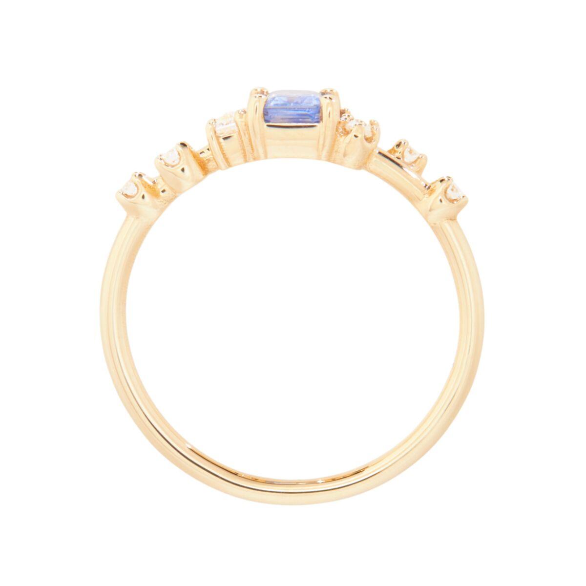 Sapphire Mason Ring image