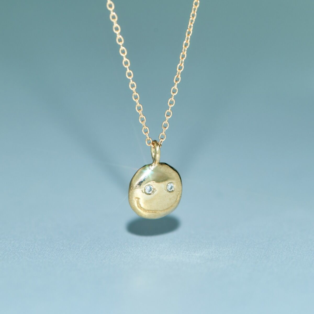 Smiley Face Necklace image