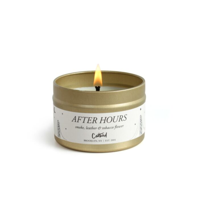 After Hours Travel Candle