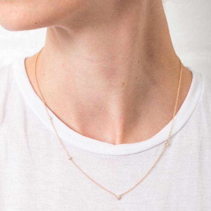 Angel Hair Necklace image