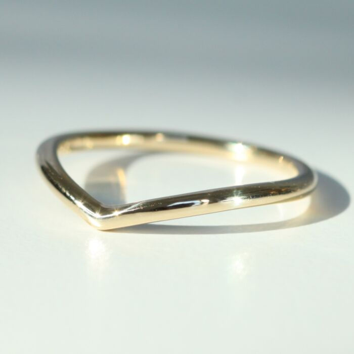Curved Half Round Band