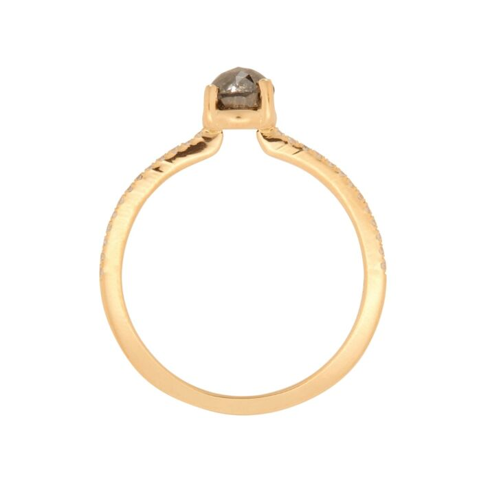 Charlotte Solitaire Ring image